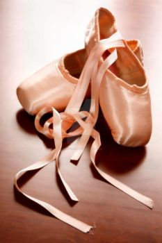 Ballet Shoes by Spanishalex