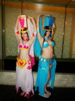 Belly Dancers of Gargantia by Hikari-Cosplay