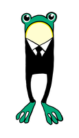 Business Frog by Nzabob