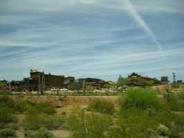 goldfield ghost town by aliciachristine86