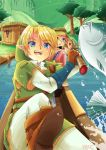 ++ Link and Fish ++ by yuina19