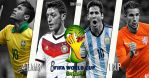 Fifa World Cup 2014 Wallpaper by AY by AyBenoit12