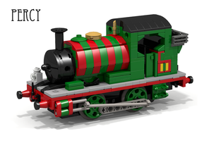 Percy by ScotNick
