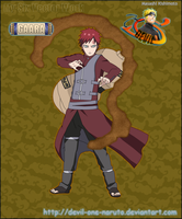 Gaara by Devil by devil-one-naruto