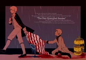 APH:The Star-Spangled Banner by Klunatic