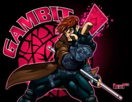 Gambit '09 by lordmesa