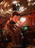 Doctor Who - Titan Comics:The Eleventh Doctor 2.15 by willbrooks