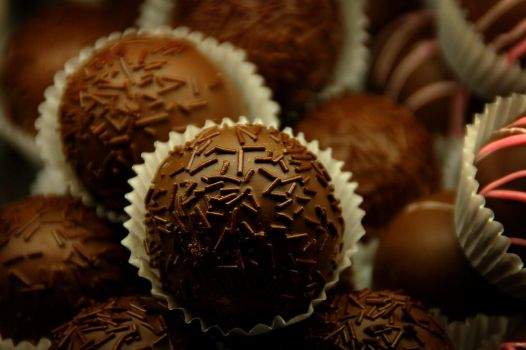 Chocolate. by ohshrubbery
