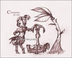 FF: Chronicles Alike by theanimejump