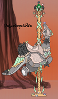 L.E. - Tranquil Night - dream-whizper by DRACODOPTABLES