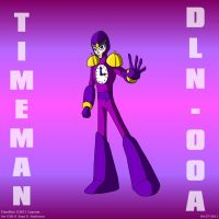 DLN-00A Timeman by TheRealSneakers