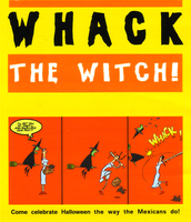 Whack The Witch by LoranJSkinkis