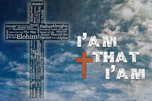 I'AM THAT I'AM by Nilopher