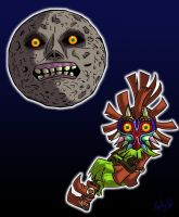 Skull Kid by MetaKnuckles