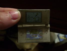 LOZ DS Papercrafty OPEN :D by Gamer-Shenanigans