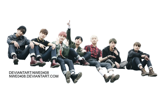 BTS Render by NWE0408