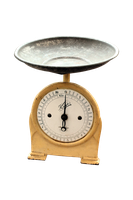 Kitchen Scales png by AbsurdWordPreferred