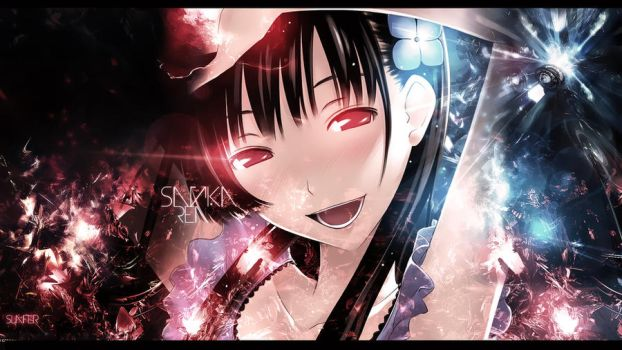 Wallpaper Sankarea FULL HD by Sl4ifer