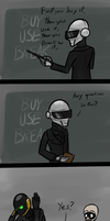 Technologic Lessons by GingaAkam