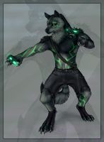 Commission: Tomwolf by q09