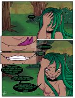 LS:snake meets girl 25 by LostSouls99