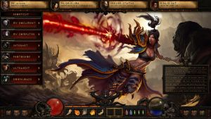 Diablo III Rainmeter script work in progress by madevil-andy