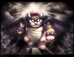 _King Bowser Koopa_ by SuperCaterina