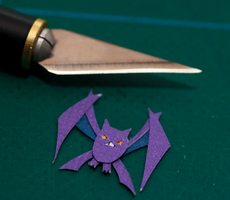 Day 8: Crobat by PlaidCushion