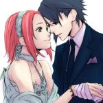 SasuSaku. by ButteryNIPPLES