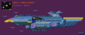 Spaceship Concepts - GSN Reaper by Luckymarine577