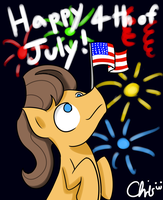 Ask Dat Caramel: 4th of July! by NekoCrispy