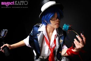 Magnet CxD : Kaito by xrysx