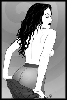Sonia Seduction Layer by blissfulink