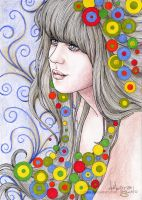 Circles by nabey