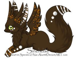 Sinehdae Adoptable ~ 10 = AUCTION by BiahAdopts