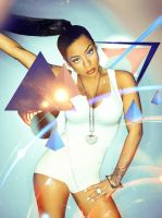 Keyshia Cole - Abstract by PrimeTime22