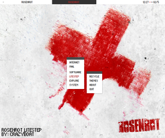 Rosenrot Litestep by crazyboat