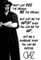 Be the Design by Lewiscdl
