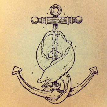Anchors Aweigh by stuntkid