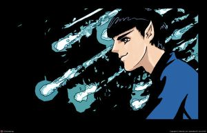 Spock - Fascinated by WLCreations