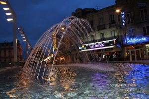 Fontaine Bordeaux by AuroraxCore
