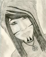 Dahvie's Smile by AverageAttributes
