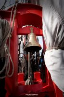 Endeavours bell by RaynePhotography