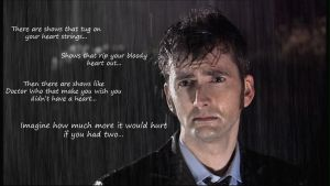 Doctor Who and the Feels by LightsShadow0848