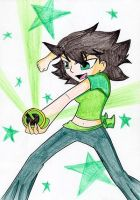 Buttercup change pose by gasigirl