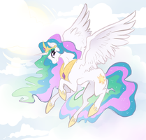 celestia by homosocks