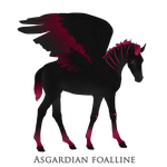 Asgardian Foal Design B002 | Queen by DovieCaba