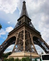Eiffel Tower, Paris by FlawlessMonkey