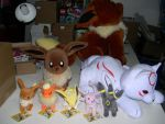 Extremely rare plushes for sale by Bladespark