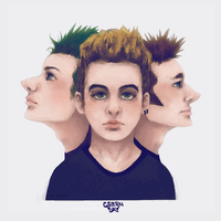Green Day by lumirah
